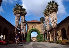 Stanford University sits atop Forbes college rankings