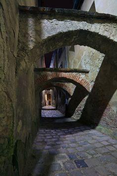 Gateway in Sopron, Hungary Danube River, Old Street, Central Europe, Merida, Slovenia, Homeland, Beautiful World, Romania, Budapest