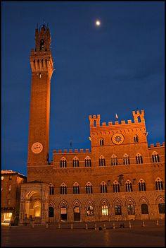 Piazza del Campo, Siena, Tuscany, Italy, Sienne, Toscane, Italie - ©Sèbastien Brière