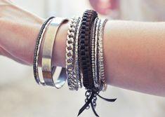 Leather Lanyard Bracelet DIY | ...love Maegan
