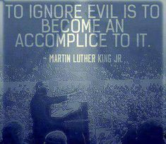 There is evil afoot in BOTH the Right AND the Left!