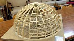 Ученые ДВФУ сконстурировали уникальные и дешевые купольные дома. Фото с места события