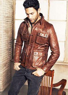 M65レザージャケット コーディネート(メンズ) | Italy Web