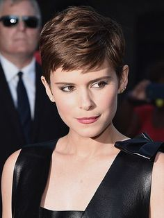 These four #celebrity short #hairstyles that are undeniably cool and sexy. Source || Allure #hair #beauty #shorthair