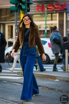 Fashion Week Inspiration Giovanna Battaglia New Ideas Trendy Outfits, Trendy Fashion, Fashion Models, Winter Fashion, Womens Fashion, Fashion Trends, Style Fashion, Latest Fashion, Street Style 2017