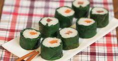 Prova il sushi all'italiana di GialloZafferano e sperimenta il piatto per eccellenza della cucina nipponica, con qualche variante per facilitarne la preparazione.