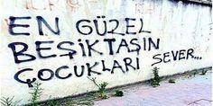 En güzel Beşiktaş'ın çocukları sever!