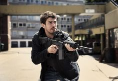 Black Mirror S01E03- Toby Kebbell plays this episodes lead Liam.