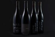 Black Block Wines — The Dieline - Branding & Packaging