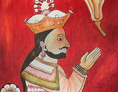 Traditional Paintings, Traditional Art, Fresco, Buddha Wall Art, Thai Art, Painting Videos, Kandi, Ancient Art, Sri Lanka