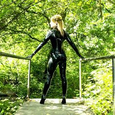 In the park. #latex