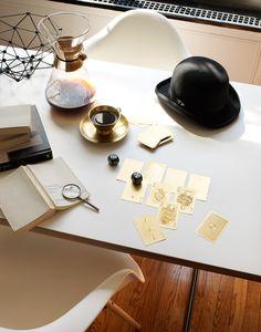 New York Stories: Ophelia Sable Le Blanc Photography: Kat Teutsch Style/Art Direction: Studio Marcus Hay