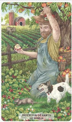 Card of the Day – King of Pentacles – Wednesday, April 21, 2021 – Tarot by Cecelia Tarot By Cecelia, Earth Signs, April 21, Pentacle, Tis The Season, Seasons, Day, Cards, Painting