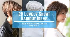 Multiple Messy Layers - 40 Bold and Beautiful Short Spiky Haircuts for Women - The Trending Hairstyle Haircuts For Wavy Hair, Latest Short Hairstyles, Short Layered Haircuts, Haircut For Thick Hair, Trending Hairstyles, Pixie Hairstyles, Short Cropped Hair, Short Hair With Layers, Short Hair Cuts