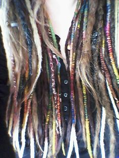 My dreads with zeds dreads accent kit x uk based maker x