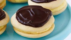 Boston Cream Whoopie Pies (Cookies for Kid's Cancer: All the Good Cookies Cookbook) - Grandparents.com