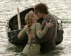 """Tristan and Isolde""  This movie haunted me for days.  Franco was so good in this."