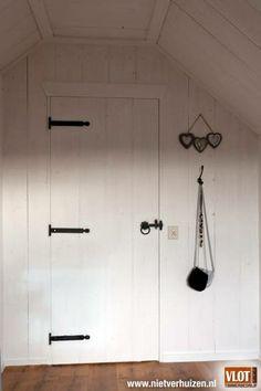 zwart deurbeslag