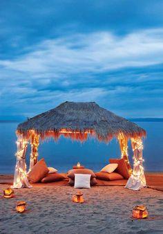 Skiathos Princess Hotel located in Agia Paraskevi Platanias beach at Skiathos Island in Greece. Romantic dinner on the beach. Skiathos Princess Hotel, Places To Travel, Travel Destinations, Places To Visit, Greek Islands To Visit, Dream Vacations, Dream Vacation Spots, Vacation Places, Beautiful Beaches