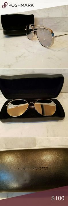 Gentle monster big bully sun glasses New in box gentle monster Accessories Glasses