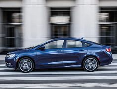 2016 Chrysler 200 Sedan | Chrysler Mobile