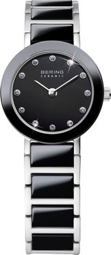 Bering Black Ceramic Ladies Watch 11422-742 See more from BERING at:- http://www.watcho.co.uk/watches/bering.html