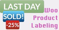 Plugin para Wordpress - Woocommerce Product Labeling