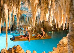 Xcaret, Xplor or Xel-Ha /// Mexico