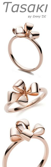 Brilliant Luxury by Emmy DE * Tasaki Ulala Ring