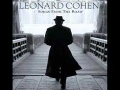 Leonard Cohen - That Don't Make it Junk - Anglia, London, 2008 November 13