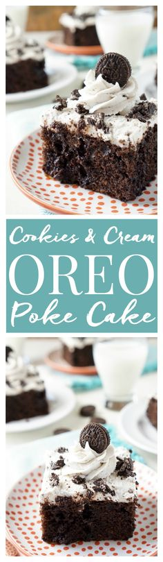 This Easy Oreo Poke