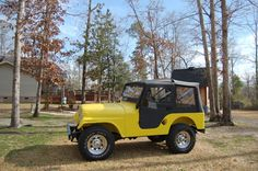 1959 CJ-5 Jeep - Photo submitted by Mike Bliss.