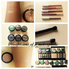 Top 10 affordable drugstore makeup included mua, makeup revolution, seventeen etc