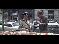 """Le gendarme a New York"".    Louis de funes"