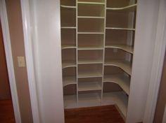 Cozy Closets: Pantries Gallery
