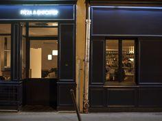 Restaurant Louie Louie à Paris