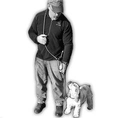 Hands Free Jaeger Dog Leash - Climbing Rope - MyDogsCool.com