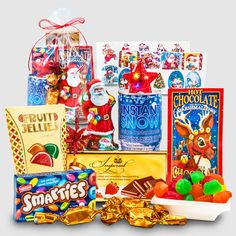 Chocolates and Fun Toys Gift Bag from Santa - Send fun Santa packages for your friends by Letters and Gifts from Santa. The Night Before Christmas, Christmas Eve, Christmas Gifts, Gift Packaging, Cool Toys, Chocolates, Ships, Santa, Gift Ideas