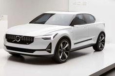 Concept Car / Study: Volvo 40.2 (Future S40?)