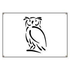 simple line owl - Google zoeken