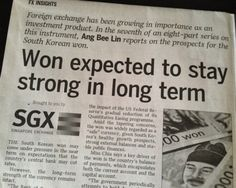 SGX adds to buffet of trading products with Asian FX Futures Saving For Retirement, Technical Analysis, Forex Trading, Singapore, Buffet, Investing, Ads, Asian, Products