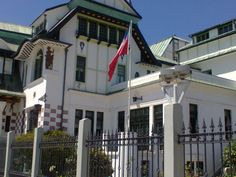 Palacio Baburizza, Valparaíso.