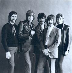 Saw Moody Blues in 1973 at Usher Hall, Edinburgh