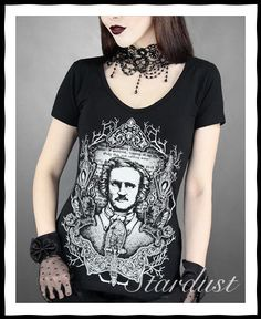 Camiseta Poe manga corta