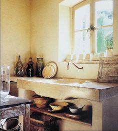 Cristopher%2BDrake european rustic+kitchen+eclectic+decor+ideas+home+room