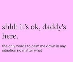 Read Daddy's here from the story Daddy's Little Girl by with reads. ddlg, little. Daddys Girl Quotes, Daddy's Little Girl Quotes, Little Things Quotes, Daddys Little Princess, Daddy Dom Little Girl, My Daddy, Ddlg Quotes, Daddy Kitten, Space Quotes