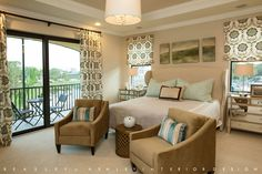 Interior Design by Beasley & Henley Interior Design. Naples / Winter Park FL