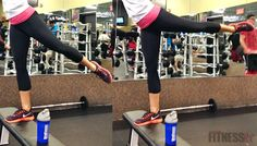 Wake Your Booty Up | FitnessRX for Women