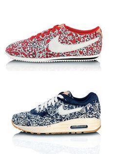 Liberty meets Nike