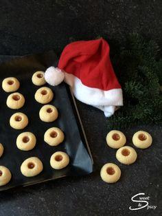 Traditional Austrian Cristmas Cookies